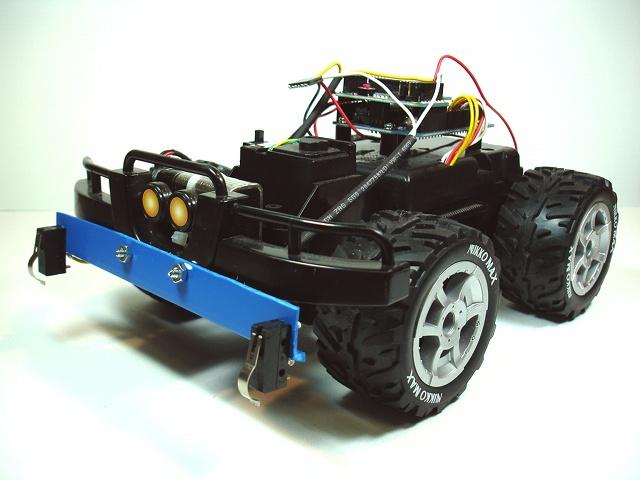 Arduino Blog  U2013 Wireless Robotics Platform  Cheap R  C Vehicle   Arduino   Xbee   Processing