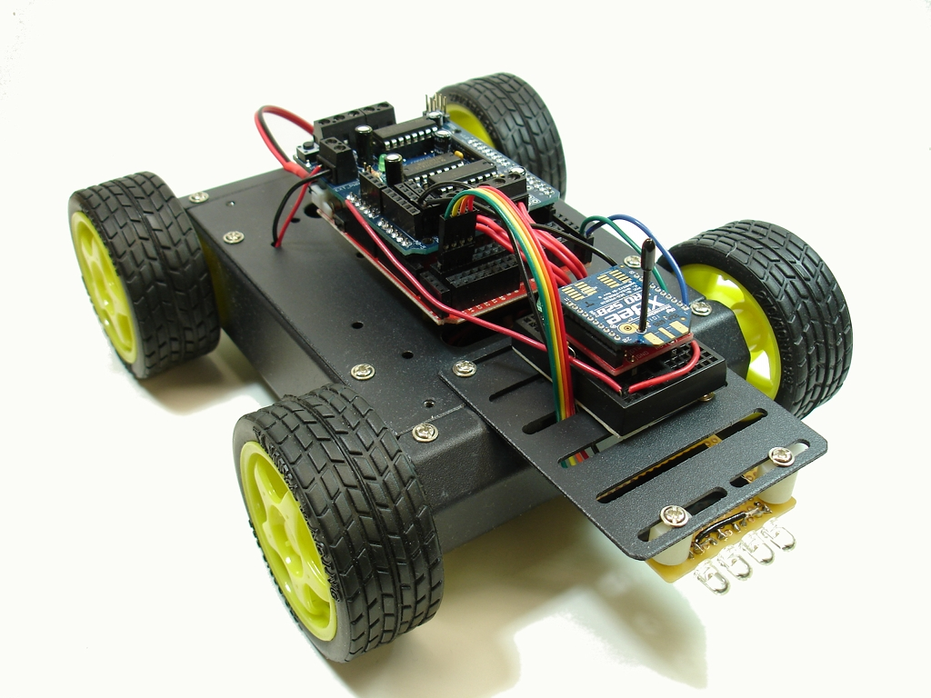 Project Lab Http Simplecircuitblogspotcom 2009 10 Simplefahrenheit The Vehicle Is Very Easy