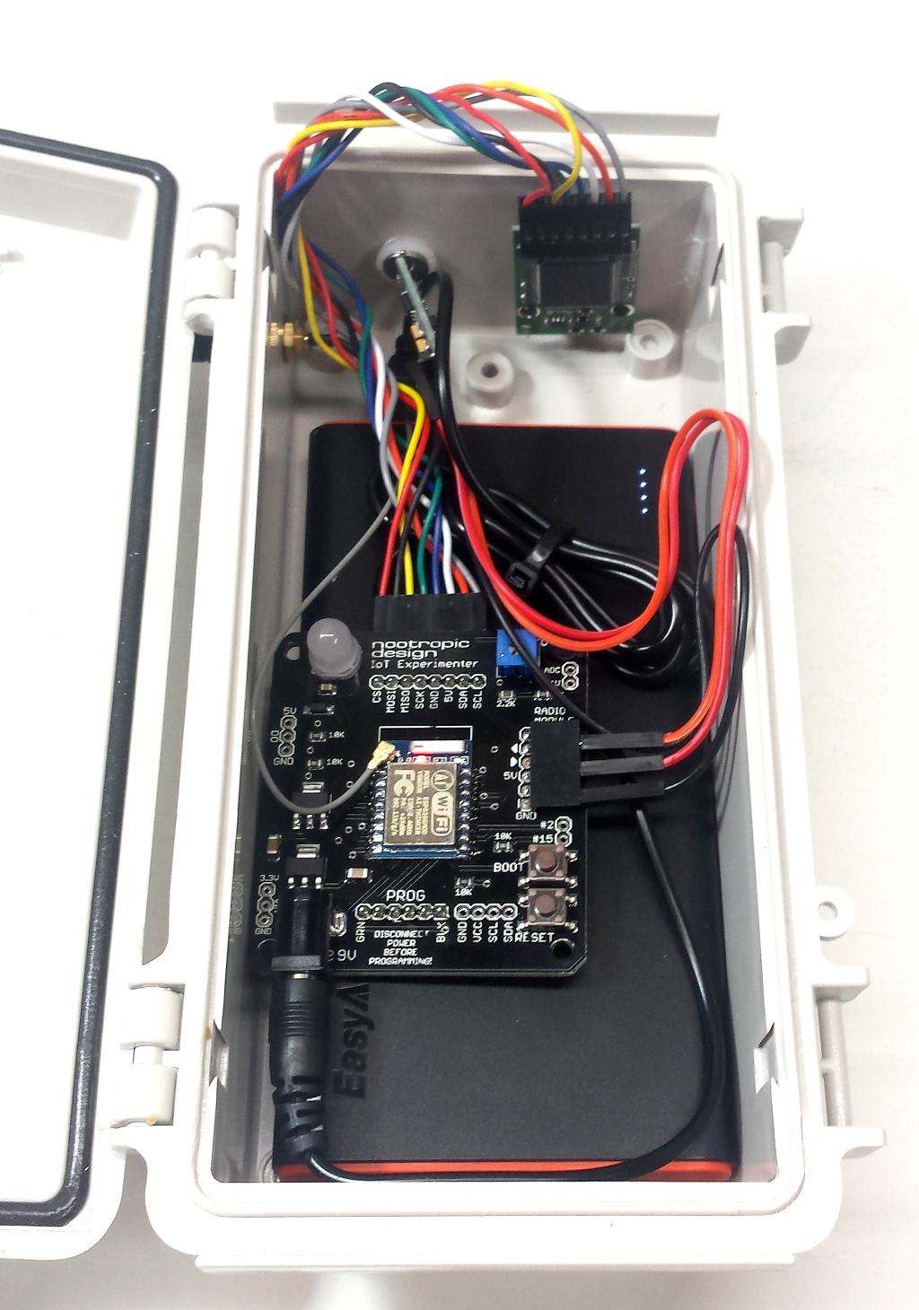 Wi-Fi Camera Trap | Project Lab
