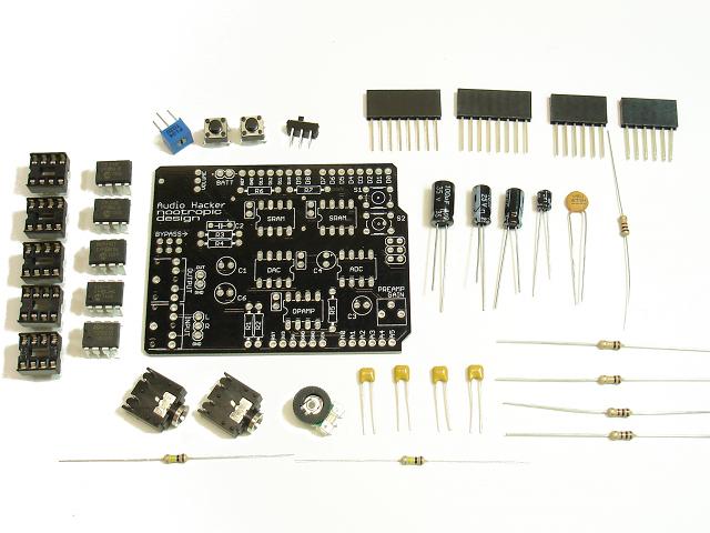 Audio Hacker Kit